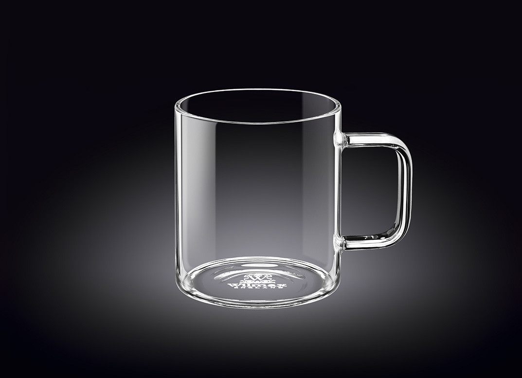 Чашка Wilmax Thermo Glass 250 мл