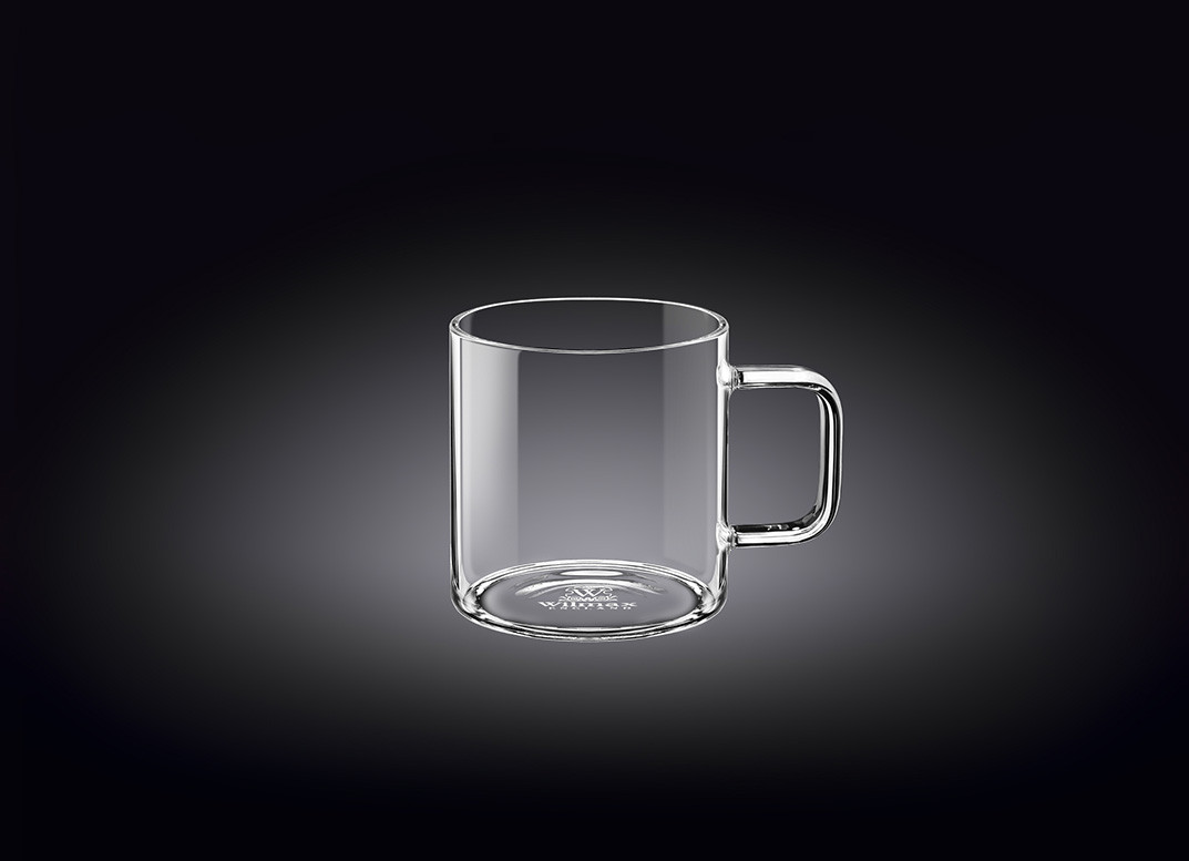 Чашка Wilmax Thermo Glass 80 мл