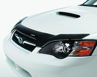 Мухобойка (дефлектор капота) на Subaru Legacy, Subaru Outback/Субару Легаси,Аутбэк 2004-2009, фото 1