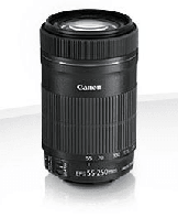 Объектив EF-S 55-250mm 4-5.6 IS STM