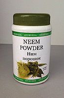 Ним порошок, Neem powder, Сахул, Sahul, 100 гр