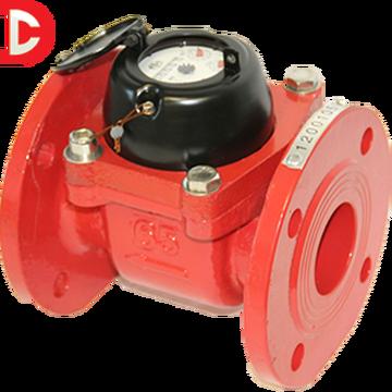 Турбинные счетчики воды для г/в  СВТХ/СВТГ  с импульсным датчиком