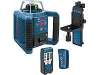 Ротационный лазерный нивелир GRL 300 HVG SET 0601061701