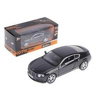 Машина инерционная Bentley Continental GT V8, чёрная, 1:32