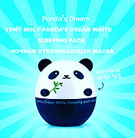 TONY MOLY PANDA DREAM WHITE ночная маска 50г
