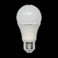 Светодиодная лампа ТМ Tecata Е27 12Вт 3000К