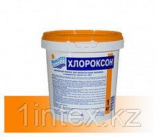 Хлороксон 1кг, комплексное средство для дезинфекции на основе хлора