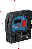 Точечный лазер GPL 5