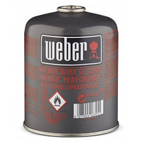 Weber аксессуары - газовый балон для грилей Performer Deluxe
