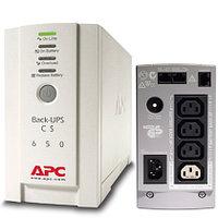 Источник бесперебойного питания/UPS APC/BK650EI/Back//650 VА/400 W
