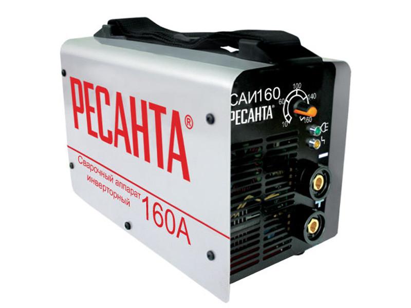 Сварочный аппарат инверторный Ресанта САИ160