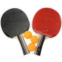 Pакетки настольного тенниса Donic с чехлом, фото 1