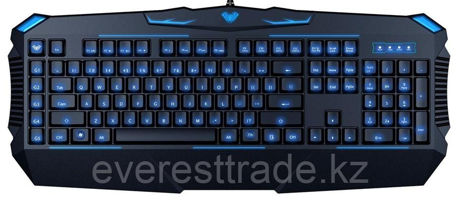 Клавиатура игровая Acme AULA Dragon Deep Gaming Keyboard EN/RU, фото 2