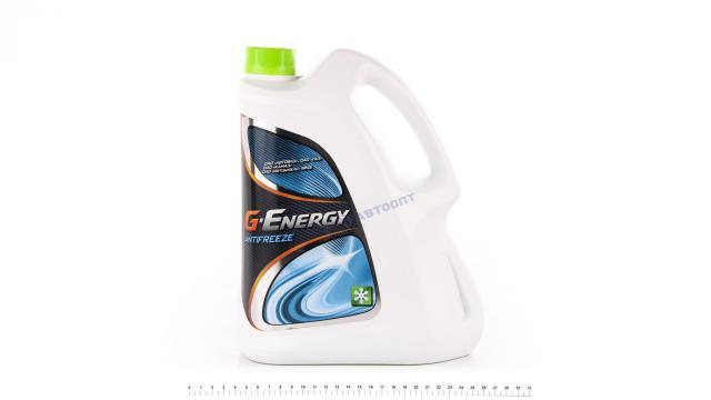 Концентрат G-Energy Antifreeze NF зелёный 5л