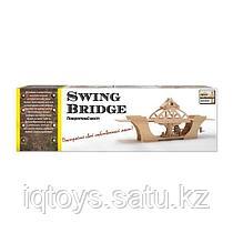 Сборная деревянная модель BRIDGES 2665 Мост вращающийся, модель D-014