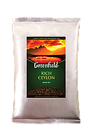 Greenfield Rich Ceylon black leaf tea250гр лист