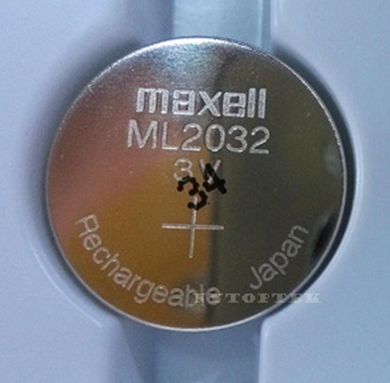 Аккумулятор Maxell ML 2032