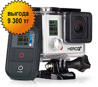 НОВИНКА! GoPro Hero 3+ Black Edition