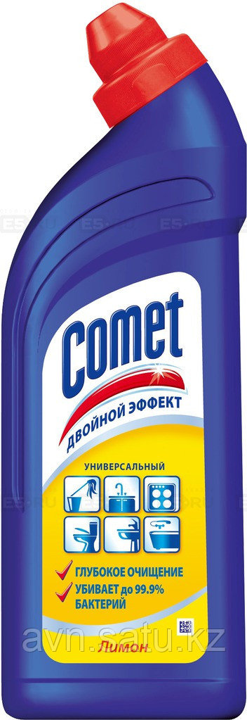 COMET GEL LEMON 500ml