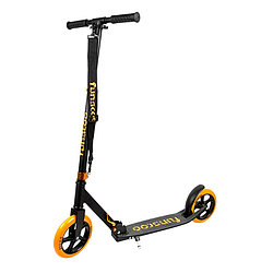 Самокат Fun4U Funscoo 200 black orange