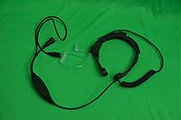 Наушник с ларингофонным микрофоном для рации Puxing PX-2R