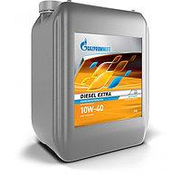 Gazpromneft Diesel Extra 10W-40 полусинтетическое масло 20л., фото 1