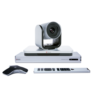 Видеоконференция  Polycom RealPresence Group 500 - 720p EagleEyeIV-12x camera