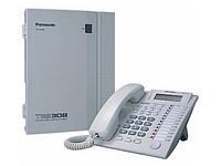 Мини АТС Panasonic KX-TEB308 (3*8, нерасширяемая)