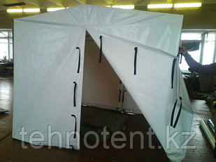 Палатка сварщика ПВХ
