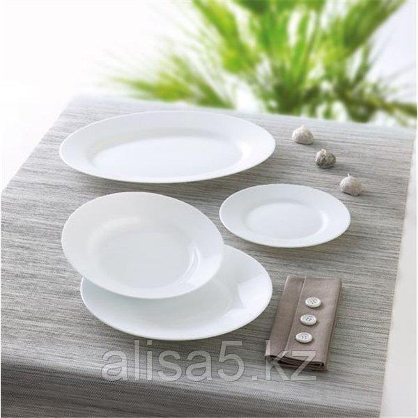 Essence White cервиз столовый белый 19 предметов