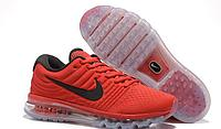 Кроссовки nike air max 2017 Version III (3) Red