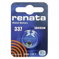 Батарейка часовая RENATA 337  SR416SW , фото 1