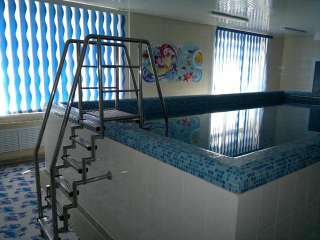 строительство бассейнов, бассейны астаны