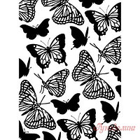 Папка для тиснения Darice Embossing Folder- Butterflies