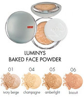 Пудра Pupa Luminys Baked Face Powder