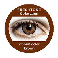 FreshTone Vibrant Brown