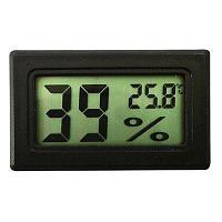 Термометр гигрометр LCD компактный цифровой
