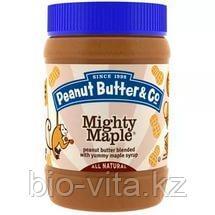 Peanut Butter & Co.,  Смесь арахисового масла с вкусным кленовым сиропом, (454 г)