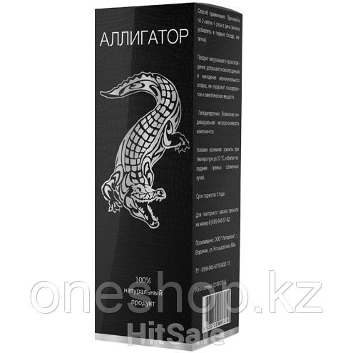 Средство Аллигатор для потенции