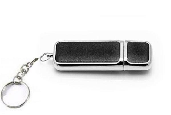 USB флешка 16 Gb, черная