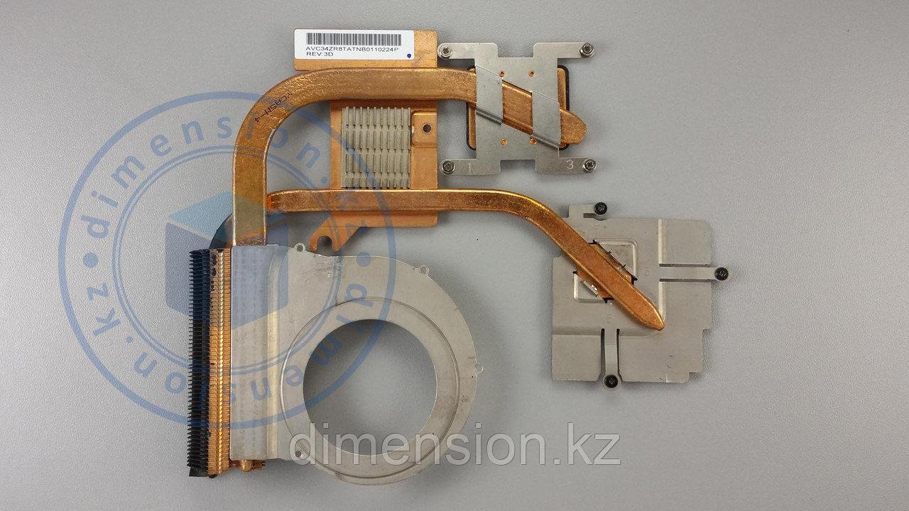 Радиатор, термотрубка ACER Aspire 5553 5553G