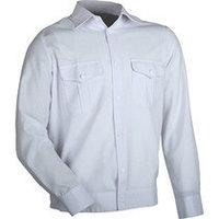 Форменная рубашка для МВД с длинными  рукавами