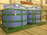 """Емкости для КАС """"Кассета 5000Х2 S2"""" (до 1,4 г/см3), усиленные, фото 4"""