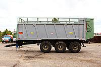 Полуприцеп тракторный специальный  ПСС-20 со сменными приспособлениями, фото 1