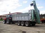 Полуприцеп тракторный специальный  ПСС-20 со сменными приспособлениями, фото 3