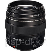 YN 100mm f/2 for Canon