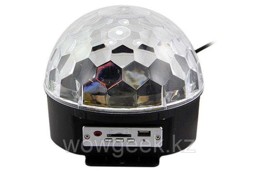 Светодиодный диско-шар.Magic Ball Light