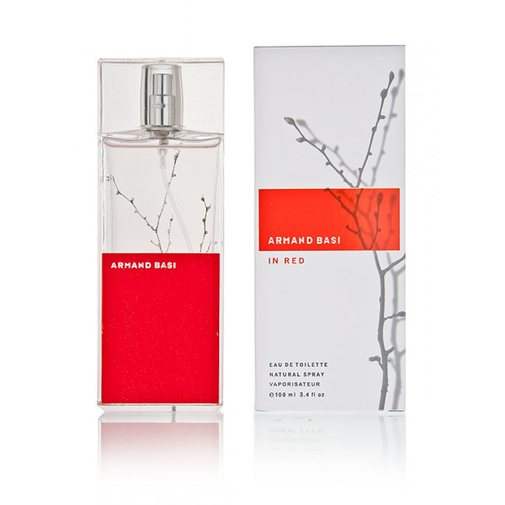Armand Basi In Red edt 30ml