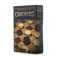 Настольная игра шашки классические