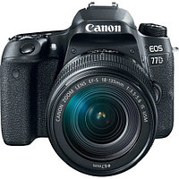 Фотоаппарат Canon EOS 77D  kit 18-55 mm IS STM WI-FI +GPS  2 года гарантия